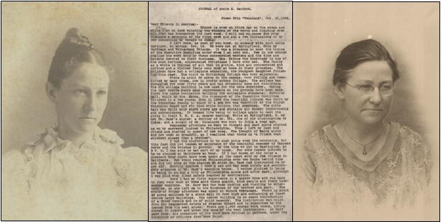 Annie-Sanford-Letters