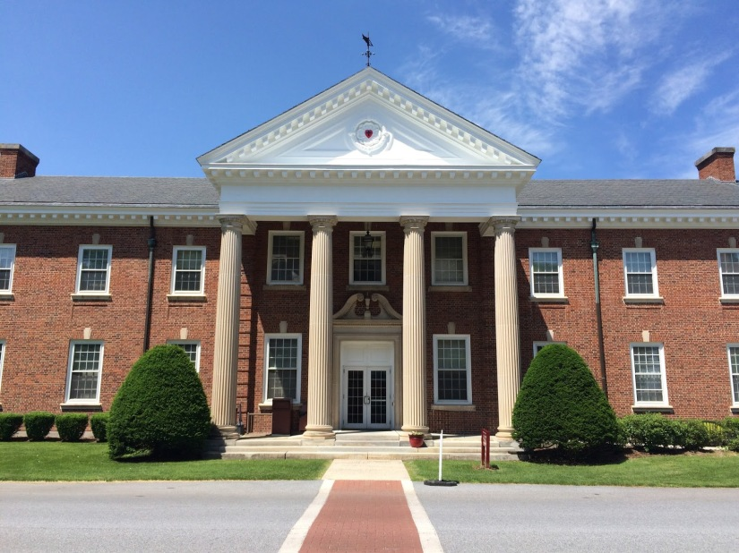 The Region 8 Archives at A.R. Wentz Library in Gettysburg,PA