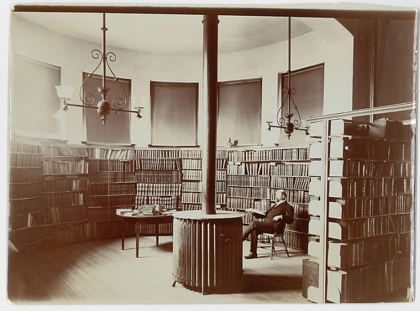 Pop Quiz: Where Was Gettyburg's Library before 1947?