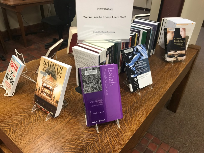 New Books at Wentz and KrauthBranches!