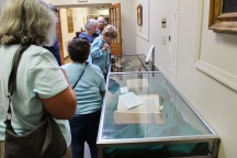 Exhibit of early printed books and pamphlets from Lancaster county, 1743-1805.