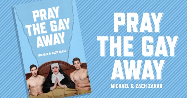 *New Date Announced!* An Evening with the Zakar Twins, Authors of Pray the GayAway